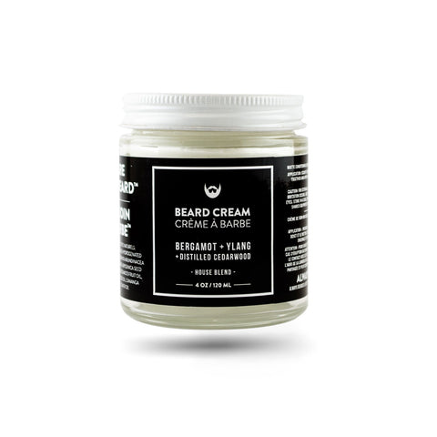 Always Bearded Beard Cream (120ml) - Options