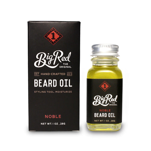 Big Red Beard Oil (28g) - Options