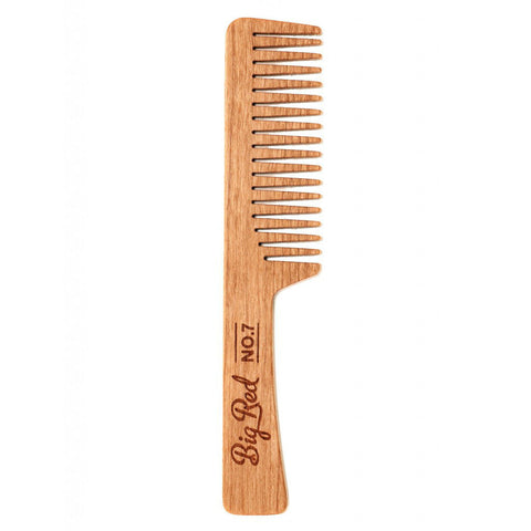 Big Red No.7 Beard Comb - Options