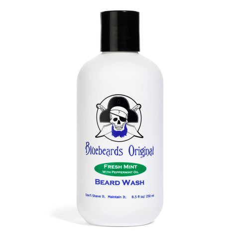 Bluebeards Original Fresh Mint Beard Wash (250ml)