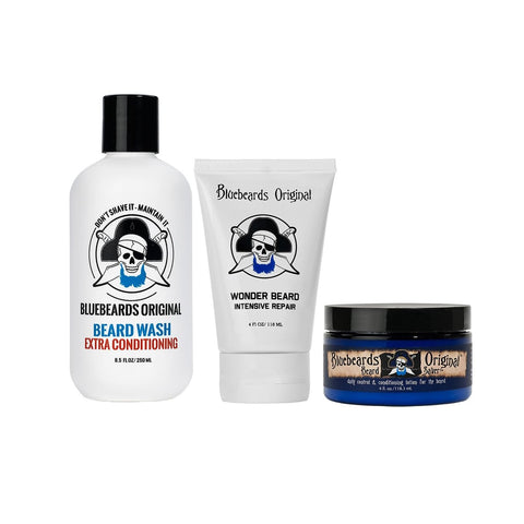 Bluebeards Original Beard Kit Trio