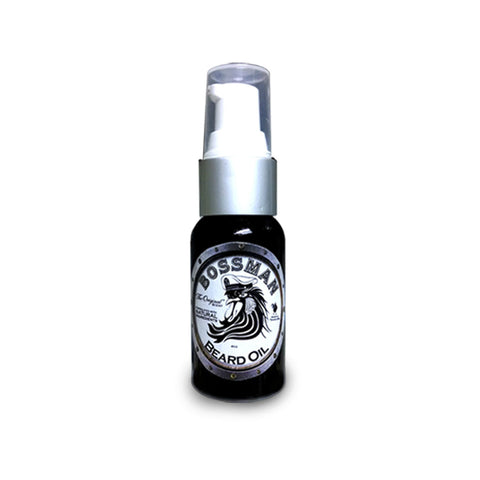 Bossman Beard Oil (2oz)