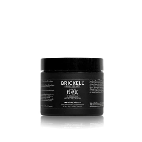 Brickell Clay Styling Pomade (59ml)