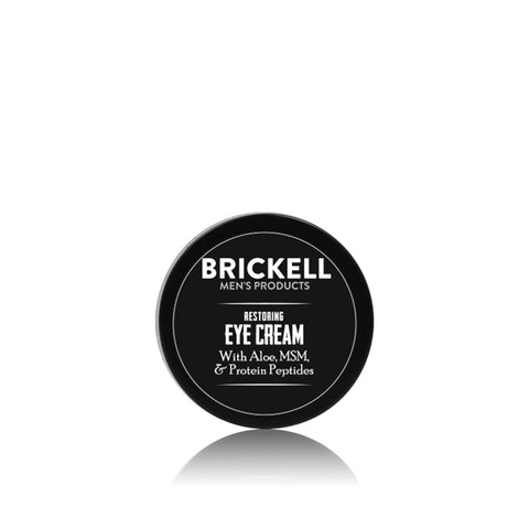 Brickell Restoring Eye Cream (15ml)