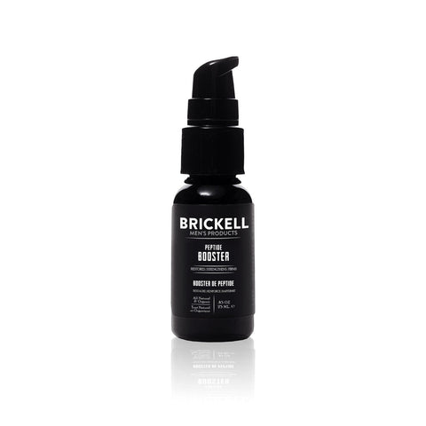 Brickell Protein Peptides Booster (25ml)
