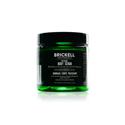 Brickell Polishing Body Scrub (237ml)