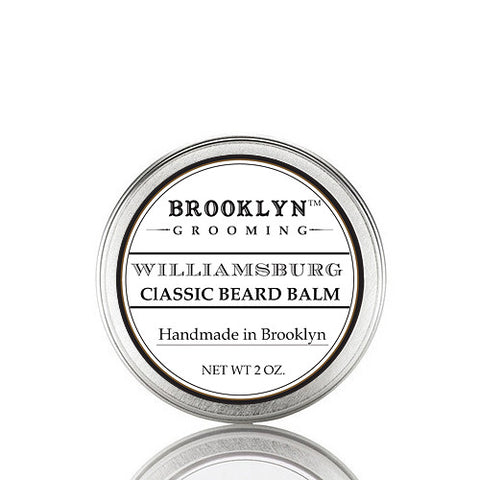 Brooklyn Grooming Co. Classic Beard Balm (2oz) - Options