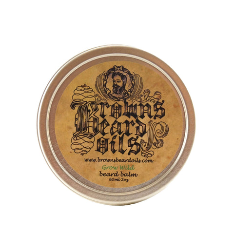 Browns Beard Balm (60ml) - Options