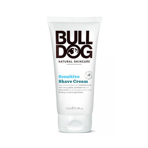 Bulldog Sensitive Shave Cream (175ml)