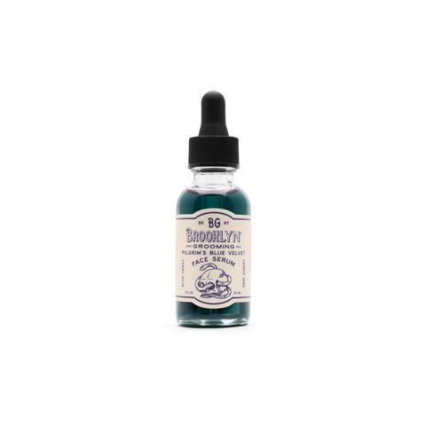 Brooklyn Grooming Blue Velvet Facial Serum (Size Options)