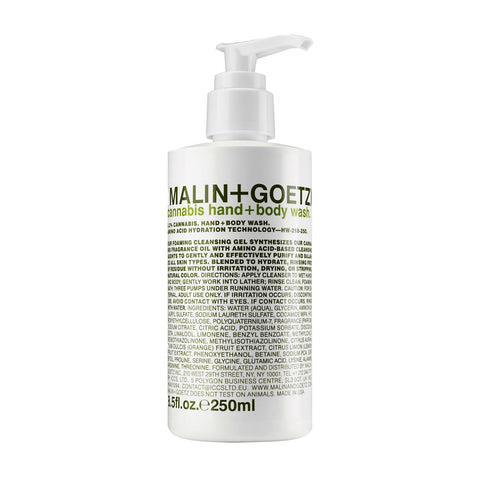 (Malin+Goetz) Cannabis Hand + Body Wash (250ml)