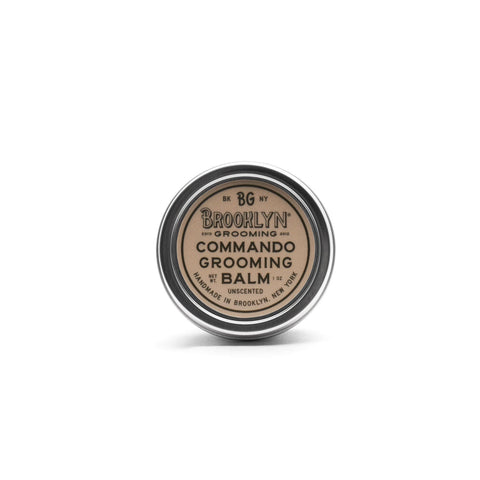 Brooklyn Grooming Commando Grooming Balm (Size Options)