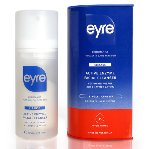 Eyre BioBotanics Active Enzyme Facial Cleanser (size options)