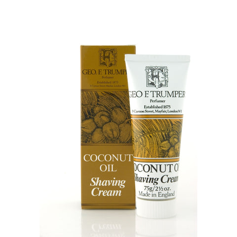 Geo. F. Trumper Coconut Shaving Cream (size options)