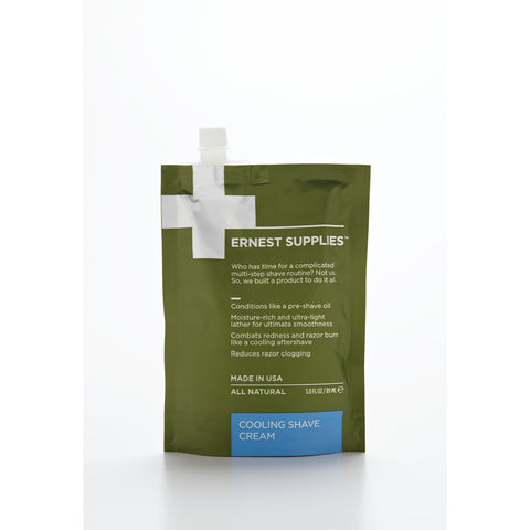 Ernest Supplies Cooling Shave Cream (89ml)