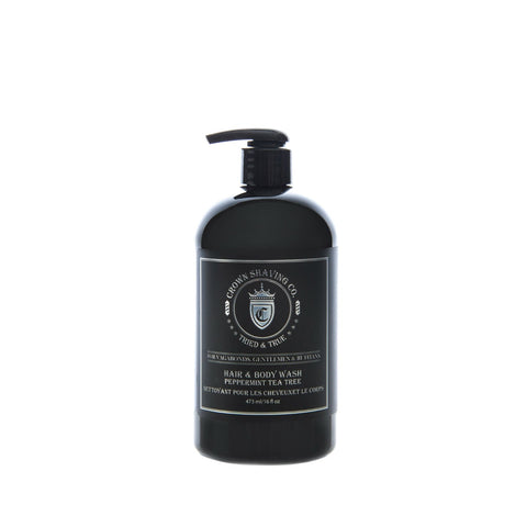 Crown Shaving Co. Hair & Body Wash (473ml)