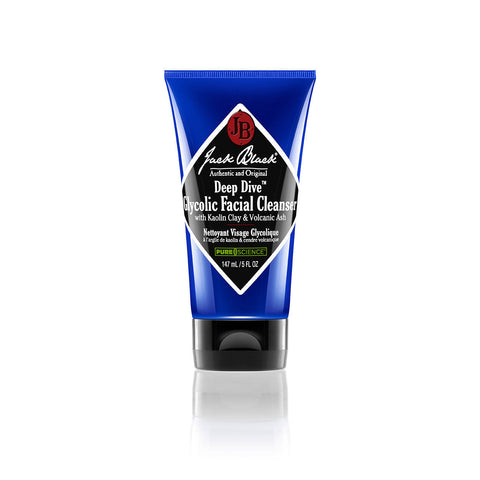 Jack Black Deep Dive Glycolic Facial Cleanser (147ml)