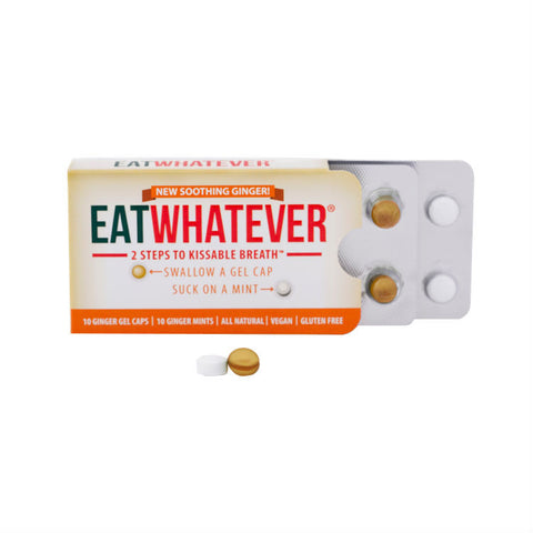 EatWhatever Breath Fresheners - Ginger