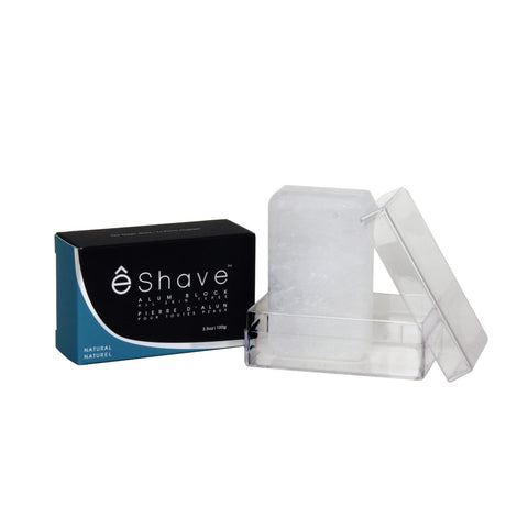eShave Alum Block (100g)