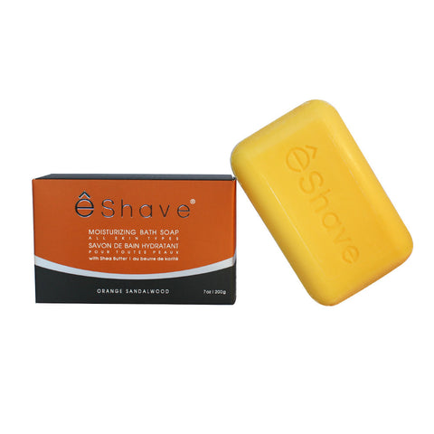 eShave Moisturizing Bath Soap (200g) - Options