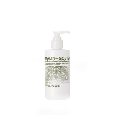 (Malin+Goetz) Eucalyptus Hand + Body Wash (Size Options)