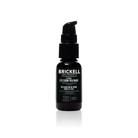 Brickell Restoring Eye Serum Treatment (19ml)