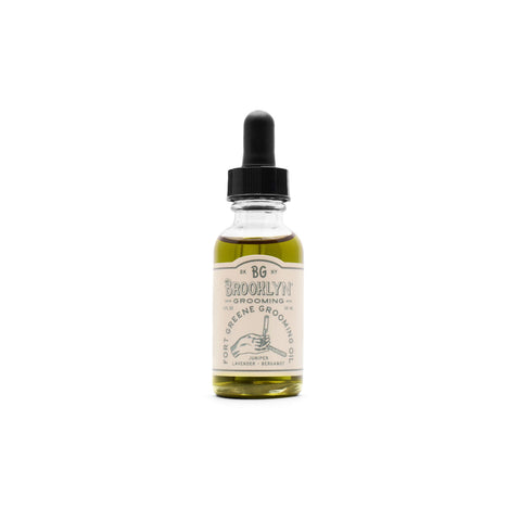 Brooklyn Grooming Fort Greene Grooming Oil (Size Options)