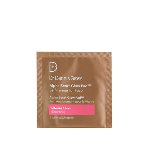 Dr. Dennis Gross Skincare Alpha Beta Glow Pad - Intense Glow (20 applications)