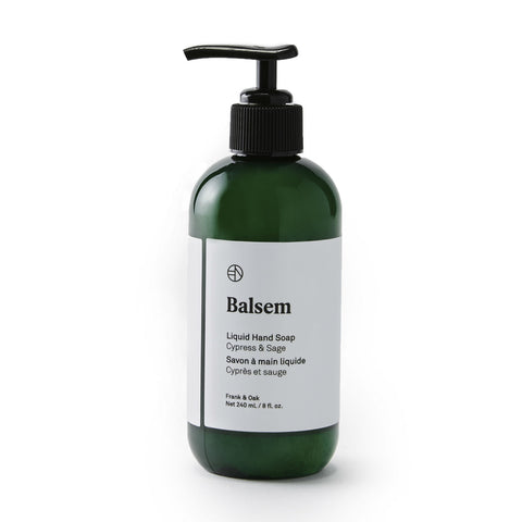 Balsem Liquid Hand Soap - Cypress & Sage (240ml)