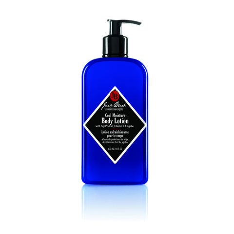 Jack Black Cool Moisture Body Lotion (Size Options)
