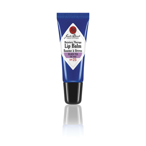 Jack Black Moisture Therapy Lip Balm SPF 25 - Black Tea & Blackberry (7g)