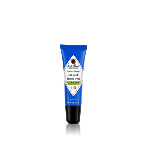 Jack Black Moisture Therapy Lip Balm SPF 25 - Cucumber & Lime (7g)