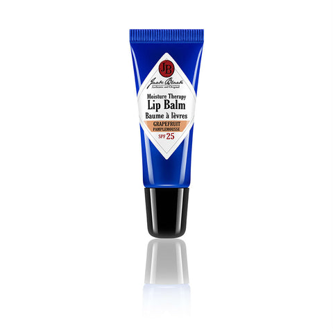 Jack Black Moisture Therapy Lip Balm SPF 25 - Grapefruit & Ginger (7g)