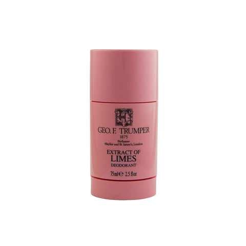 Geo. F. Trumper Extract of Limes Deodorant Stick (75ml)