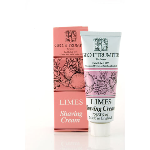 Geo. F. Trumper Limes Shaving Cream (size options)