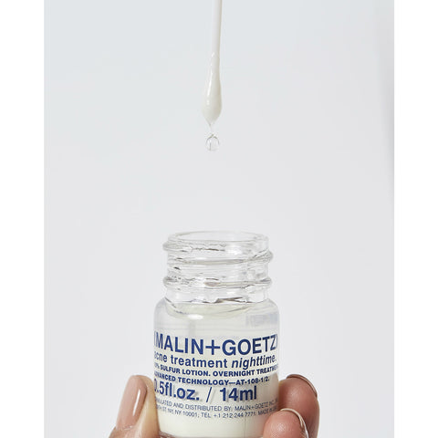 (Malin+Goetz) Acne Treatment Nighttime (14ml)