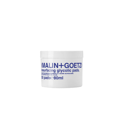 (Malin+Goetz) Resurfacing Glycolic Pads (50 pads)