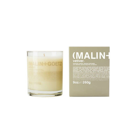 (Malin+Goetz) Vetiver Candle (260g)