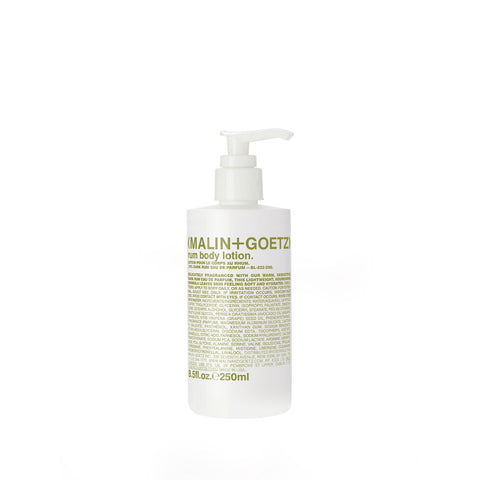 (Malin+Goetz) Rum Body Lotion (250ml)