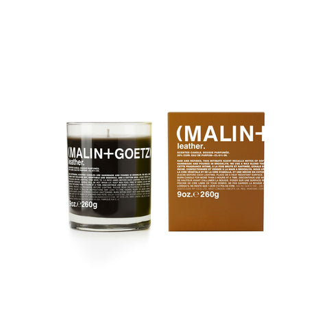 (Malin+Goetz) Leather Candle (260g)