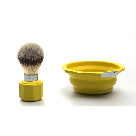 Marram Co POP Travel Shaving Set (Colour Options)