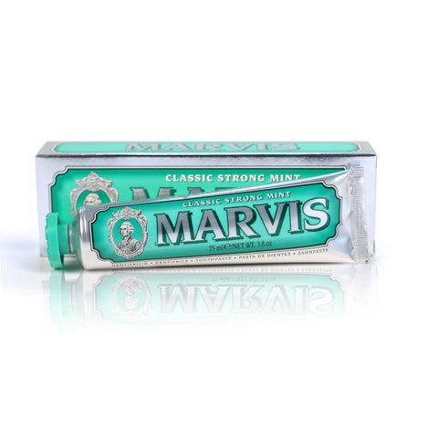 Marvis Classic Strong Mint Toothpaste (size options)