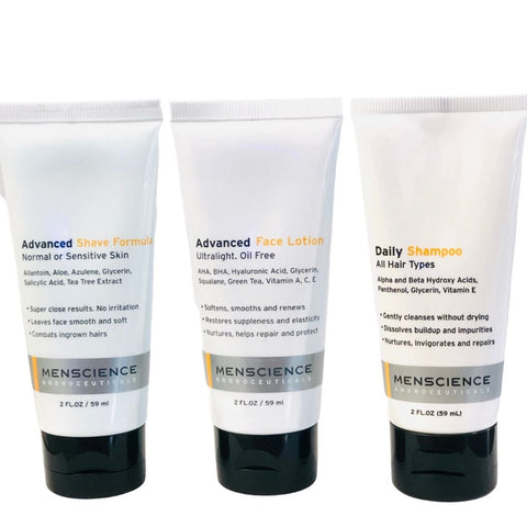 *FREE Menscience Travel Trio