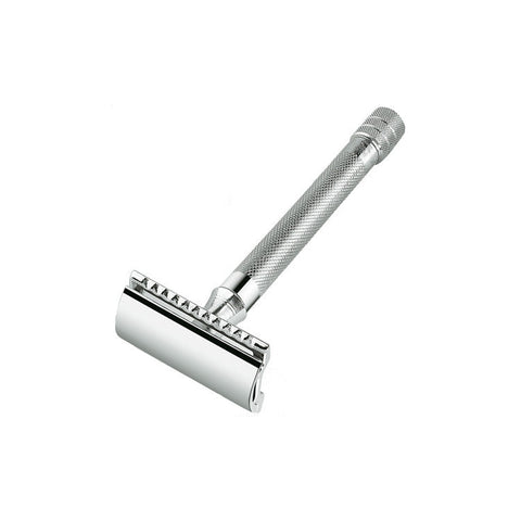 Merkur 23C Long Handle Double Edge Safety Razor