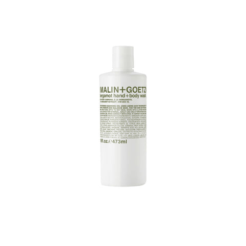 (Malin+Goetz) Bergamot Hand + Body Wash (Size Options)