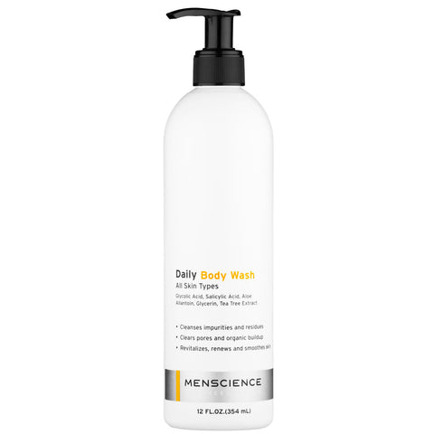 Menscience Daily Body Wash (354ml)