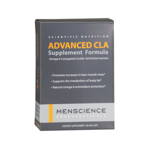 Menscience Advanced CLA Supplement Formula (60 Gelcaps)