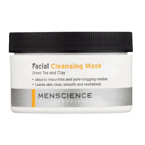Menscience Facial Cleansing Mask (85g)