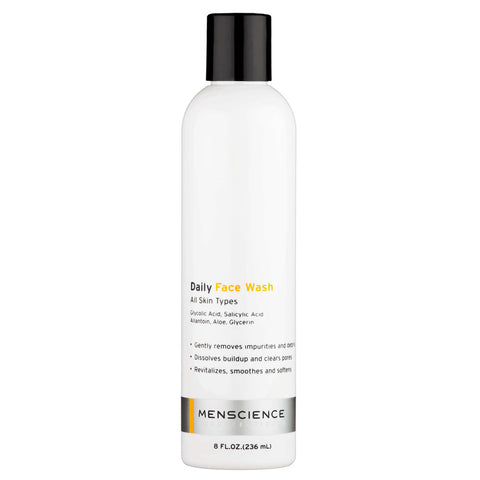 Menscience Daily Face Wash (236ml)