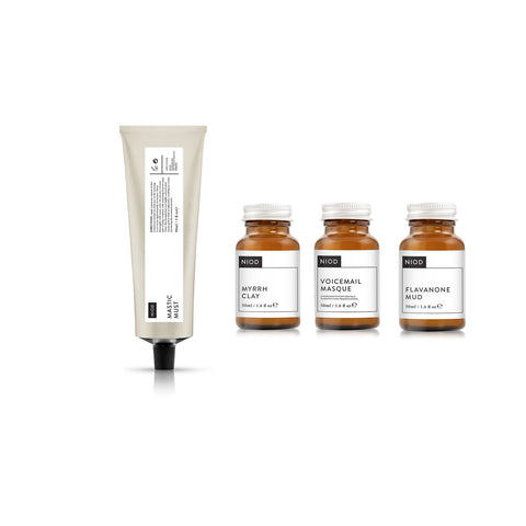 NIOD Masque Collection